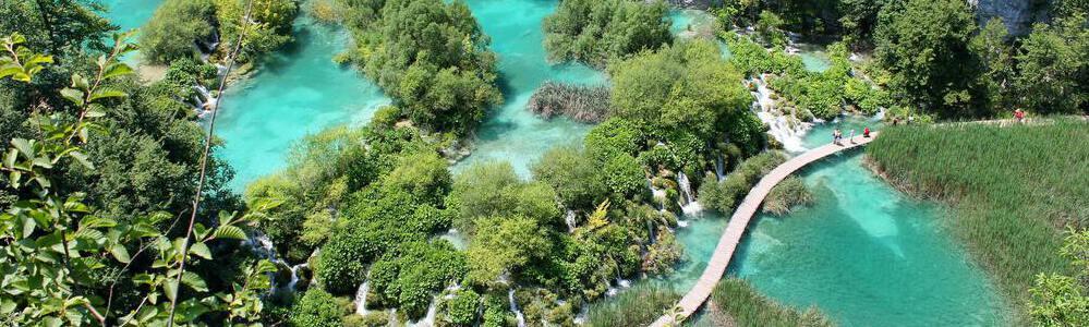 croazia laghi